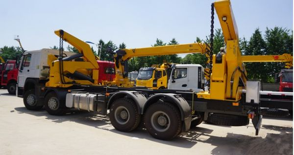 Container Side Lifter for Sale in Fiji