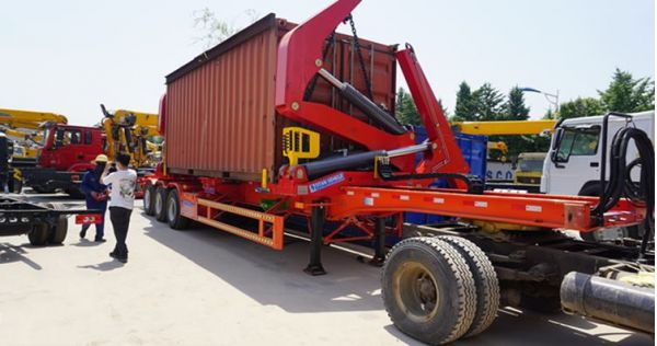 Container Loading for Sale in Cayman Islands