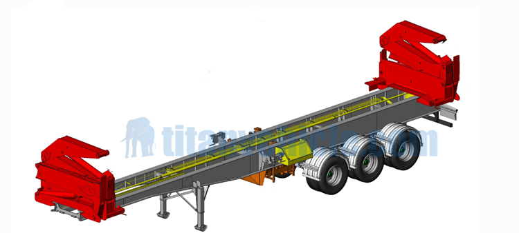 container side lifter